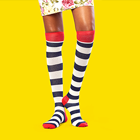 Legs Matter campaign design