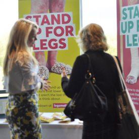 Lesg Matter campaign design